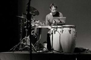 Janco van der Kaaden percussionist