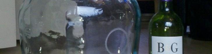 Udu's van glas