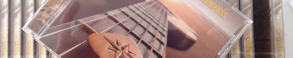 """Compass"" solo-CD Rick Kostelijk"